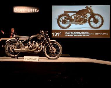 Рекорд! Мотоцикл за миллион «баксов»!